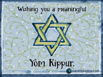 Holiday ecards yom kippur 3 cards m4hsunfo